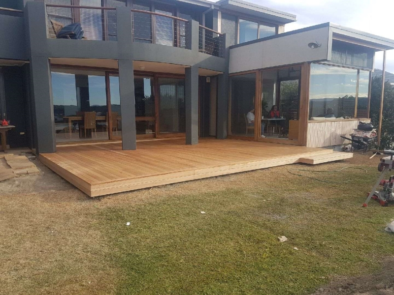Decking, Patio, Entertainment Area