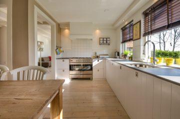 kitchen, renovation,
